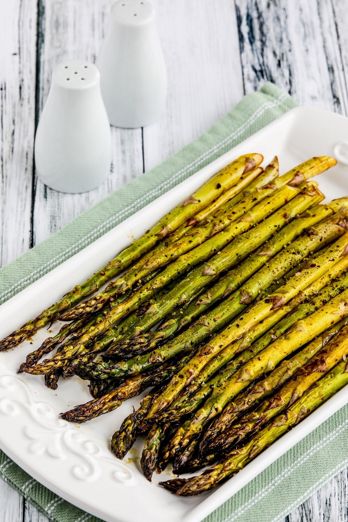 Easy Roasted Asparagus – Kalyn's Kitchen