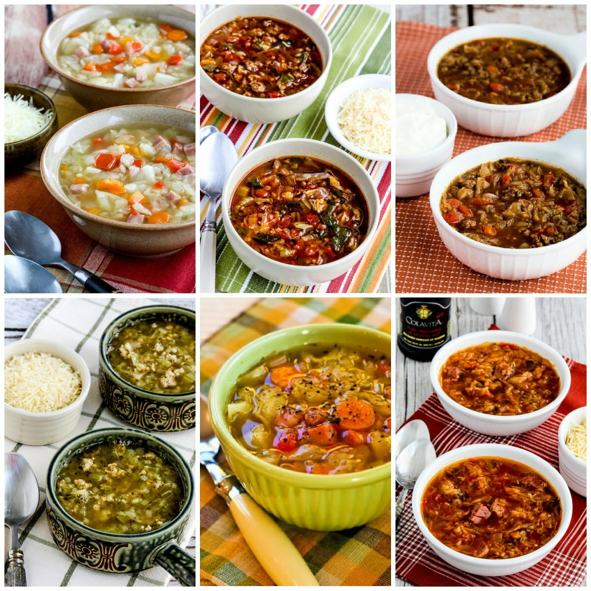 Low-Carb and Keto Soups with Cabbage – Kalyn's Kitchen