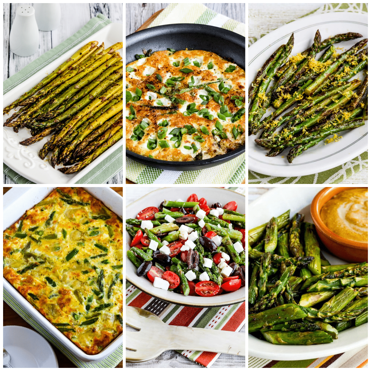 Low-Carb and Keto Asparagus Recipes for Easter – Kalyn's Kitchen