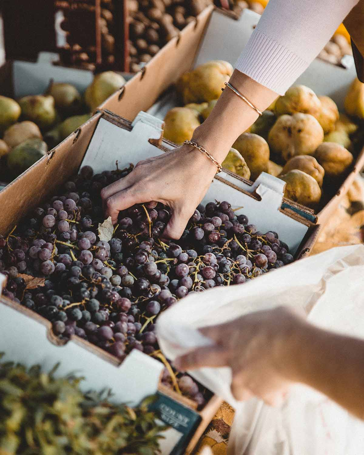 Eat more Sustainably: Buy Seasonal and Local