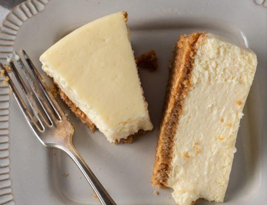 Best New York Style Cheesecake