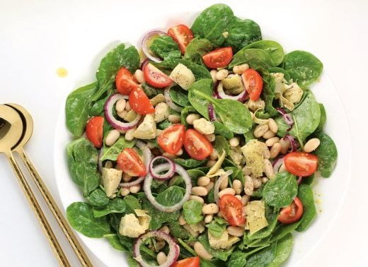 This 5-Ingredient Salad Gives You An Array Of Nutrients—Without Excess Prep Work