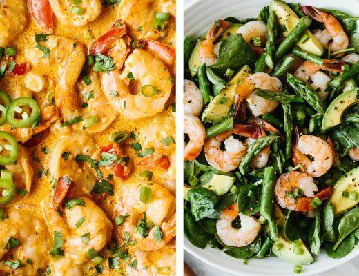 10+ Best Shrimp Recipes