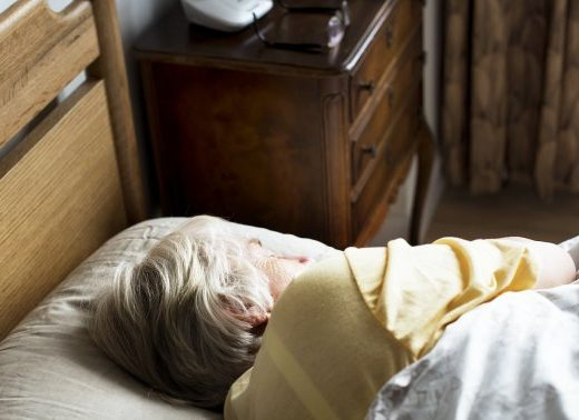 Over 60 & Struggling To Sleep? Try This Research-Backed Bedtime Hack