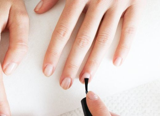 Can't Paint Your Own Nails? This Shockingly Easy Tutorial Is Made For You