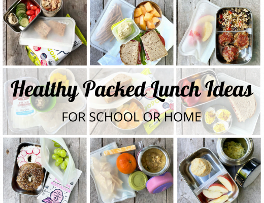 Healthy Packed Lunch Ideas (Roundup 18)!