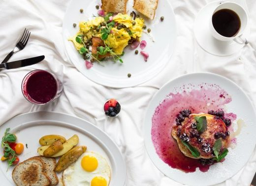 5 Light & Fresh Brunch Recipes For A Nutritious Mother's Day Meal