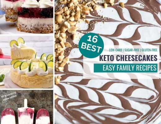 The 16 Best Keto Cheesecake Recipes (in 2021)
