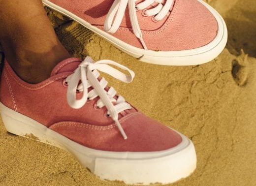 So Long, Smelly Feet: A 2-Ingredient Natural Shoe Refresher For Summer