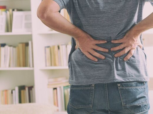 Natural Ways To Treat Chronic Pain - Art of Healthy Living