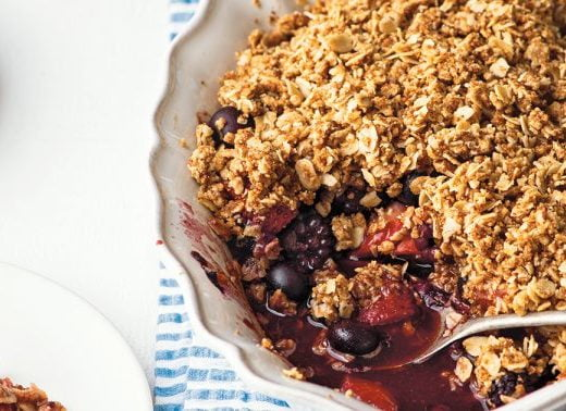 Welcome Warmer Weather With This Antioxidant-Packed No-Nonsense Dessert