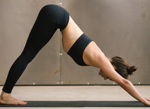 A 10-Minute Nighttime Yoga Sequence To Prepare Your Body For Shut-Eye