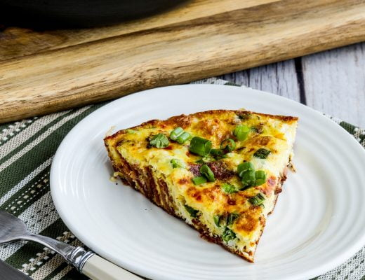 Bacon Frittata with Two Cheeses – Kalyn's Kitchen