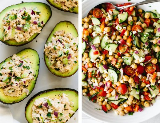 30+ Healthy Lunch Ideas