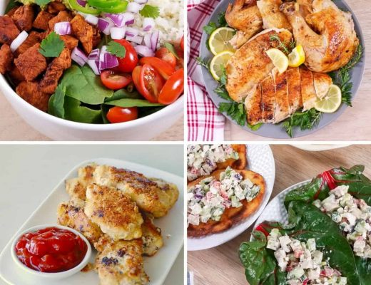 21 Easy Tasty Low-Carb Chicken Recipes — Ditch The Carbs