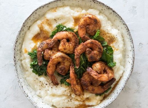 The One Ingredient This Southern R.D. Adds To Grits To Up Their Health Benefits