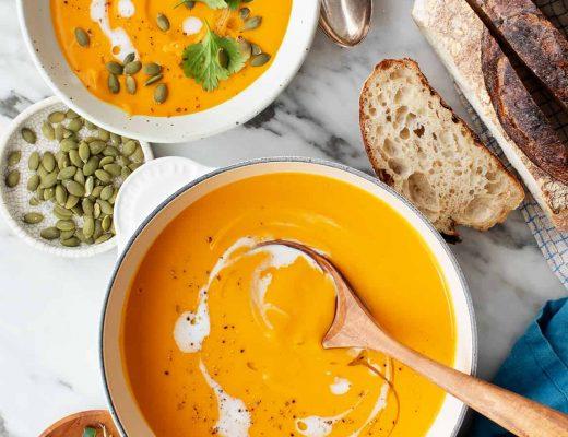Sweet Potato Soup - Love and Lemons