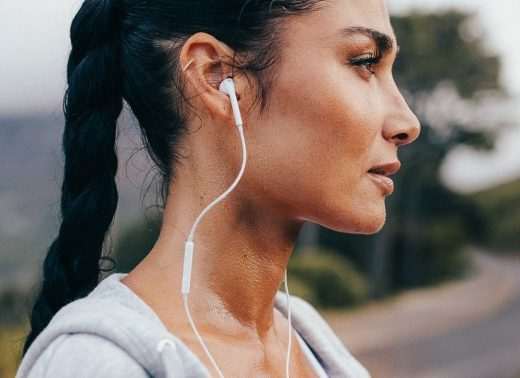 Does Sweat Actually Clog Your Pores? A Derm Explains