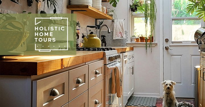 A (Very) Fast-Growing Houseplant Stars In This Pacific Northwest Home Tour